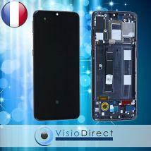 """Ecran Vitre tactile + LCD sur chassis pour Xiaomi Mi 9 6.39"""" NOIR Piano Black"""