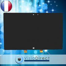 Ecran complet pour Windows Surface RT2 1572 noir vitre tactile + ecran LCD