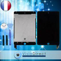 Ecran complet pour iPad Mini 4 noir vitre tactile + ecran LCD + outils