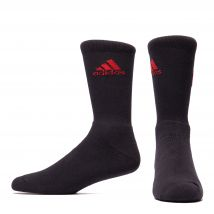 Womens Black adidas Harden Basketball Socks