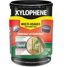 Xylophene Traitement bois multi usages Incolore 5 L