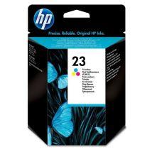 Hp Pack de 1 Cartouche d'encre 23 Original Tricolore 30 ml