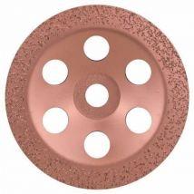 Bosch Meule assiette au carbure 180 x 22,23 mm Grain grossier