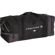 Athlitech Sac de sport I Zy Flex Bag 70 Noir et gris