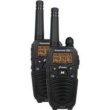 President Paire de Talkie walkies Freecomm 700