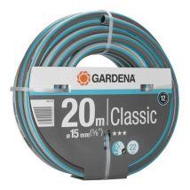 Gardena Tuyau d'arrosage Classic 20m Ø15mm