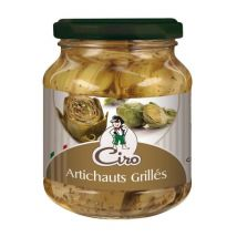 Ciro Antipasti Artichauts grillés 314 ml
