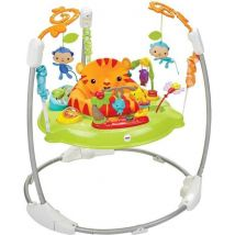 Fisher Price Trotteur Jumperoo Jungle Sons Lumieres