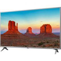 """Lg 50Uk6500 Tv Led 4K Uhd 126 cm (50"""") Smart Tv 4 x Hdmi 2 x Usb Classe énergétique A"""