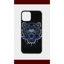 KENZO Resin Tiger Iphone 11 Pro Case - Black - Womens, Black
