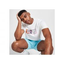 Billabong Fade Box T-Shirt - White - Mens
