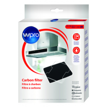 Wpro CFW020/1 Filtre de hotte anti odeurs