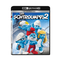 Sony LES SCHTROUMPFS 2 - BD 4KUHD Disque Blu-ray