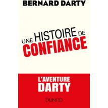 Dunod HISTOIRE CONFIANCE Livre de cuisine