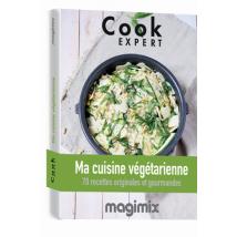 Magimix MA CUISINE VEGETARIENNE Livre de cuisine