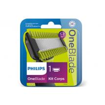 Philips QP610/55 LAME ONEBLADE +KIT CORPS Grille et tête de rasoir