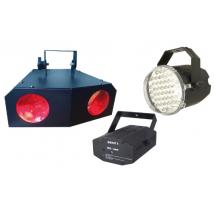 Boost PACK NIGHT & LIGHT Lumière DJ