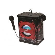Lexibook Enceinte Bluetooth Karaoké The Voice Lecteur Karaoké