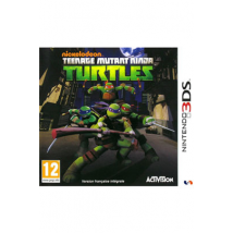 Activision TEENAGE MUTANT NINJA TURTLE VF Jeux 3DS / 2DS
