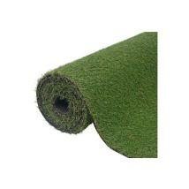 Vidaxl Gazon artificiel vert 1x10 m/20-25 mm Article de décoration
