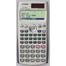 Casio FC-200V Gris Calculatrice scientifique