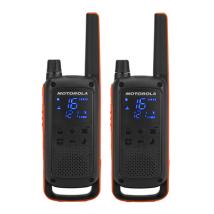 Motorola T82 TWIN PACK Talkie Walkie
