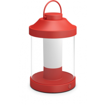 Philips ABELIA ROUGE Lampe d'ambiance