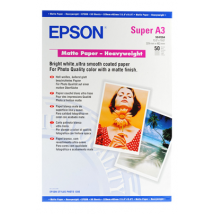 Epson PHOTO A3+ 167G 50F MAT Papier d'impression