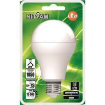 Nityam PACK DE 3 GU10 6W 4000K Ampoule LED