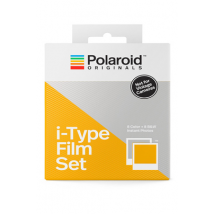 Polaroid Originals DP ITYPE COLOR B&W Papier photo instantané