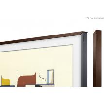 """Samsung Cadre 65"""" Noyer Frame Accessoire pour support TV"""