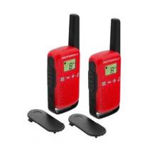 Motorola TALKIE T42 ROUGE PACK 2 Talkie Walkie