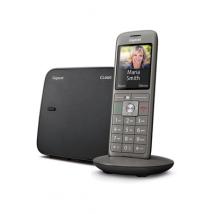 Gigaset GIGASET CL660 SOLO ANTHRACITE Téléphone sans fil