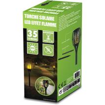Temium TORCHE LED EFFET FLAMME Lampe d'ambiance