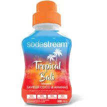 Sodastream CONCENTRE TROPICAL BALI COCO ANANAS Sirop et concentré