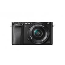 Sony A6000 NOIR + 16-50 MM Appareil photo hybride