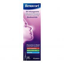 Benacort Nasal Spray 64mg
