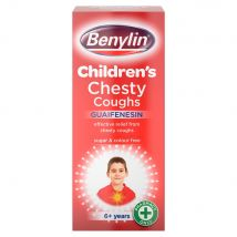Benylin Children's Chesty Coughs Non Drowsy