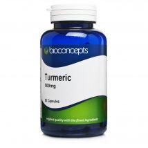 Bioconcepts Turmeric 500mg