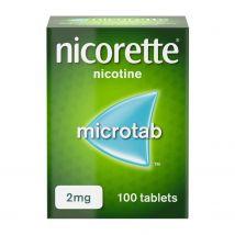 Nicorette Microtab 100 2mg