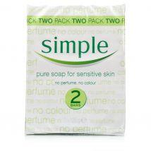 Simple Pure Bath Soap