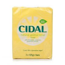 Cidal Antibacterial Soap Twin Pack