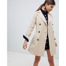 Missguided - Trench-coat classique - Taupe-Beige