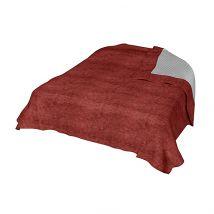 Bedspread, Garnet, Velvet - Bemz