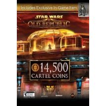 Star Wars The Old Republic 14,500 Cartel Coins Star Wars Code EUROPE