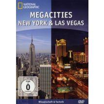 National Geographic - Megacities: New York & Las Vegas