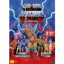 He-Man and the Masters of the Universe - Weihnachten auf Eternia / She-Ra: Princess of Power - Das Geheimnis des Zauberschwertes (Special Box) [2 DVDs]