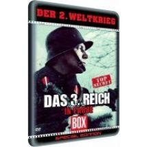 Der 2. Weltkrieg: Das 3. Reich in Farbe (Metallbox-Edition)