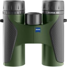 Jumelles 8x32 Zeiss Terra Ed Compact T* Noir/vert Ze52320308