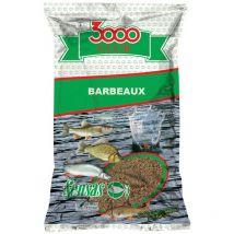 Amorce Sensas 3000 Club Barbeau 1kg